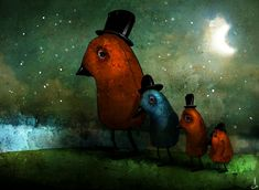 """Bad Moon"" Alexander Jansson"
