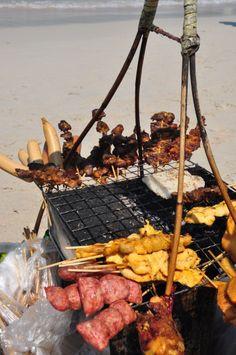 Thai Style, Beach BBQ