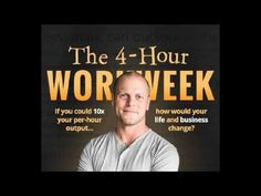 The 4 Hour Work Week Audiobook - by Timothy Ferriss