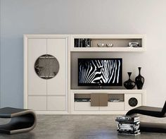 Muebles Mobiliario y Decoración :  Composicion de Salon Celia - Ambientes de Salón de Diseño - Muebles de Diseño