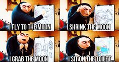 despicable me. i just really love this movie.