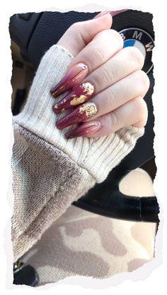 New nails art 2019 cny Ideas Dope Nails, Glam Nails, Glitter Nails, Fun Nails, Cute Acrylic Nails, Acrylic Nail Designs, Nail Art Designs, Stylish Nails, Trendy Nails