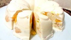 Торт без выпечки «Снежок»: десерт за пару минут… — В Курсе Жизни