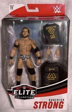 Wwe Toys, Wwe Action Figures, Bray Wyatt, Wwe Elite, Figs, Darth Vader, Wrestling, Strong, Ebay
