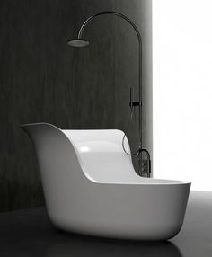 Small Soaking Bathtub Shower Combo Great For Small Bathrooms
