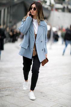 Look élégant pour le week-end / Street style : 20 looks pour un week-end décontracté