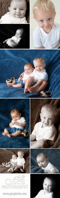 These little boys are too stinkin' cute! Here is a sneak peek at their photos!  -Children's Photography