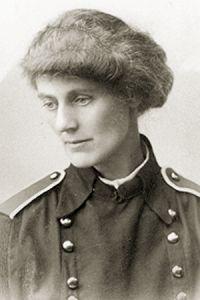 Constance Markievicz (1868-1927) Política