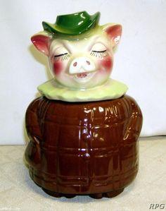 Shawnee Pottery Cookie Jars