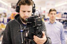 #AQuest #VideoShooting Digital, Creative, Life