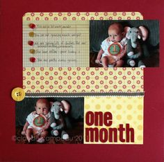 A Project by imzadi481 from our Scrapbooking Gallery originally submitted 09/13/11 at 04:43 PM