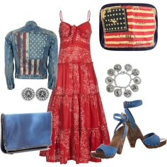 RL Denim Supply, created by sherry7411 on Polyvore