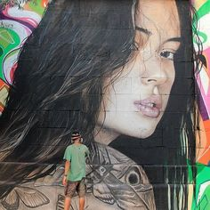 Image result for street art by mantra