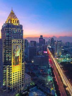 Thailand Destinations, Empire State Building, Bangkok, Travel, Viajes, Destinations, Traveling, Trips