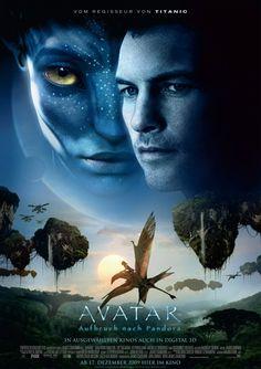 Avatar - Aufbruch nach Pandora Filmplakat (2009)