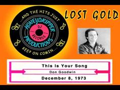 Don Goodwin - This Is Your Song 1973 Video Free Download - Music-Videos-Download.com