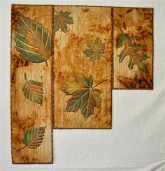 LuAnn Kessi: Textile Painting Class.......Packing up Supplies  Textile Paint on Rust Dyed Fabric