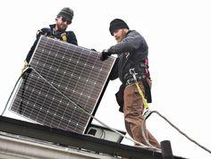 Solar jobs soar as Maryland prioritizes renewable energy #SolarJobs www.BusinessForPurpose.com