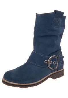 online retailer 26798 c885e Bestill Tamaris Vinterstøvler - blå for kr 1 095,00 (12.10.14)
