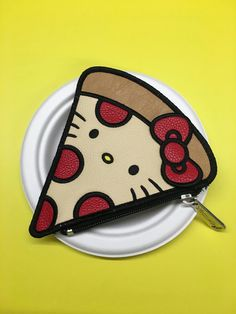 Hello Kitty Pizza purse