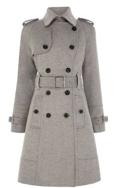 Belted Trenchcoat by Karen Millen, see site for pricing