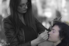 Photographer : Saad Najam Make Up : Simona Pietropaolo Model : Alessandra C.  Graphic : High Fly    #HighFly #shootingstudio #shooting  #makeup #simona #studio #photo #foto #modelle #event #crew #promotion #Hostess #artist #vip #photographer #models #wonderfull #girls #ballerina #art #arte #ballo
