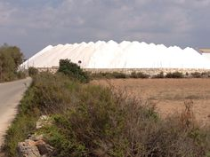 The salt ponds, Mallorca