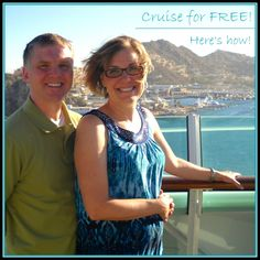 How to CRUISE for FREE! A free vacation fits any budget! Here's how to cruise for free... no gimmicks. No sales pitch!