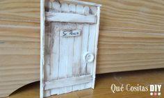 Una pequeña puerta para el ratoncito Pérez