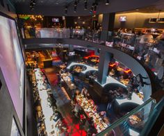 Newest and Biggest sports bar in Ottawa! Click the pic to learn all about this place. If you're into sports, then you'll be into Real Sports Bar & Grill! Ottawa Restaurants, Ottawa Apartment, Bar Grill, Event Venues, Night Life, Grilling, Canada, Marketing, Places