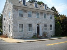 Lovely stone home listed in National Historic Registry of Homes - Annville PA
