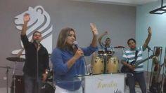 Carolina Otero en Nacion Beraca en la ciudad de managua Nicaragua