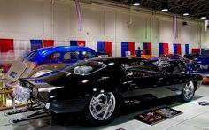 1970 Chevrolet Camaro coupe - mod - black