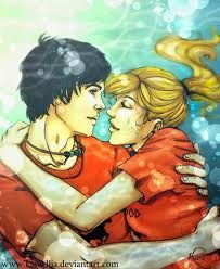 Percy & Annabeth: Percy Jackson and the Olympians series