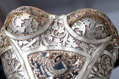 Versace Corset bodice
