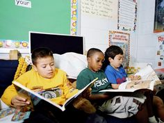 Nurturinga love for reading begins with providing reasons for reading and getting students excited about books.