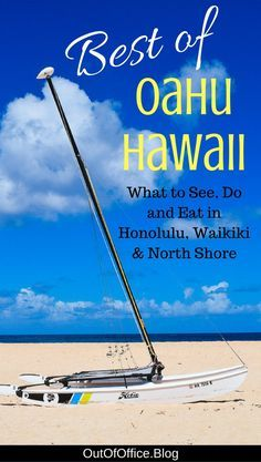 Oahu Hawaii has it all: tropical breezes, rain forests, bamboo forests, waterfalls, volcanoes, big waves, sea turtles, coral reefs, street art, culture and history.