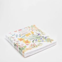 Image of the product Floral paper napkins (set of 20)