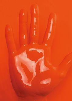 Gotta hand it to you - orange is a fabulously energetic color