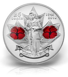 I Am Canadian, Canadian Coins, Canadian History, Mint Coins, Silver Coins, O Canada, Remembrance Day, Cool Countries, The Province