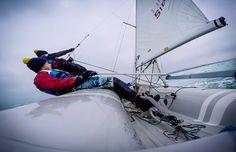 Gopro sailing