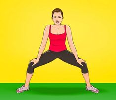 Here are six simple exercises to get rid of sagging lower belly in only 3 Weeks. A Step-by-Step Guide of the exercise to help you achieve a flat belly. Flabby Stomach, Tight Stomach, Stomach Muscles, Thigh Muscles, Back Muscles, Belly Skin Tightening, Exercise To Reduce Stomach, Wake Up Workout, Health And Fitness Expo