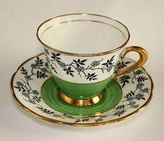 Tuscan china, my favorite manufacturer of fine china.