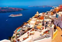 You should visit Santorini because there are so many wonderful things to do and see. These reasons should make you plan your visit sooner than later.