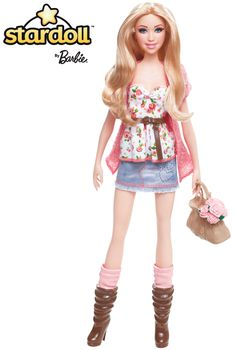 Pretty n' Love – Style 1 | Barbie Collector