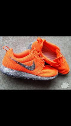 various colors 039ab ab24b Fresh Kicks, Orange, Nike Roshe Run, Nike Men, Running, Nike Shoes