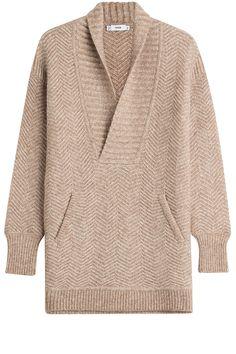 Vince sweater, $585, stylebop.com.   - HarpersBAZAAR.com