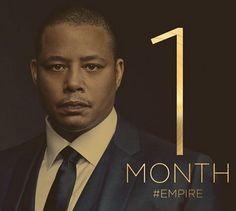 #noapologies #empire #empireseason2 #march30 #cookie #luciouslyon #empirefox #tarajiphenson
