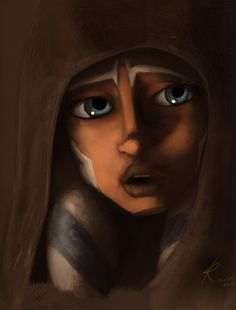 Concerned Ahsoka by Raikoh-illust.deviantart.com on @deviantART