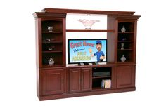 "Fairfield 45"" Entertainment Center, Bob's Discount Furniture"
